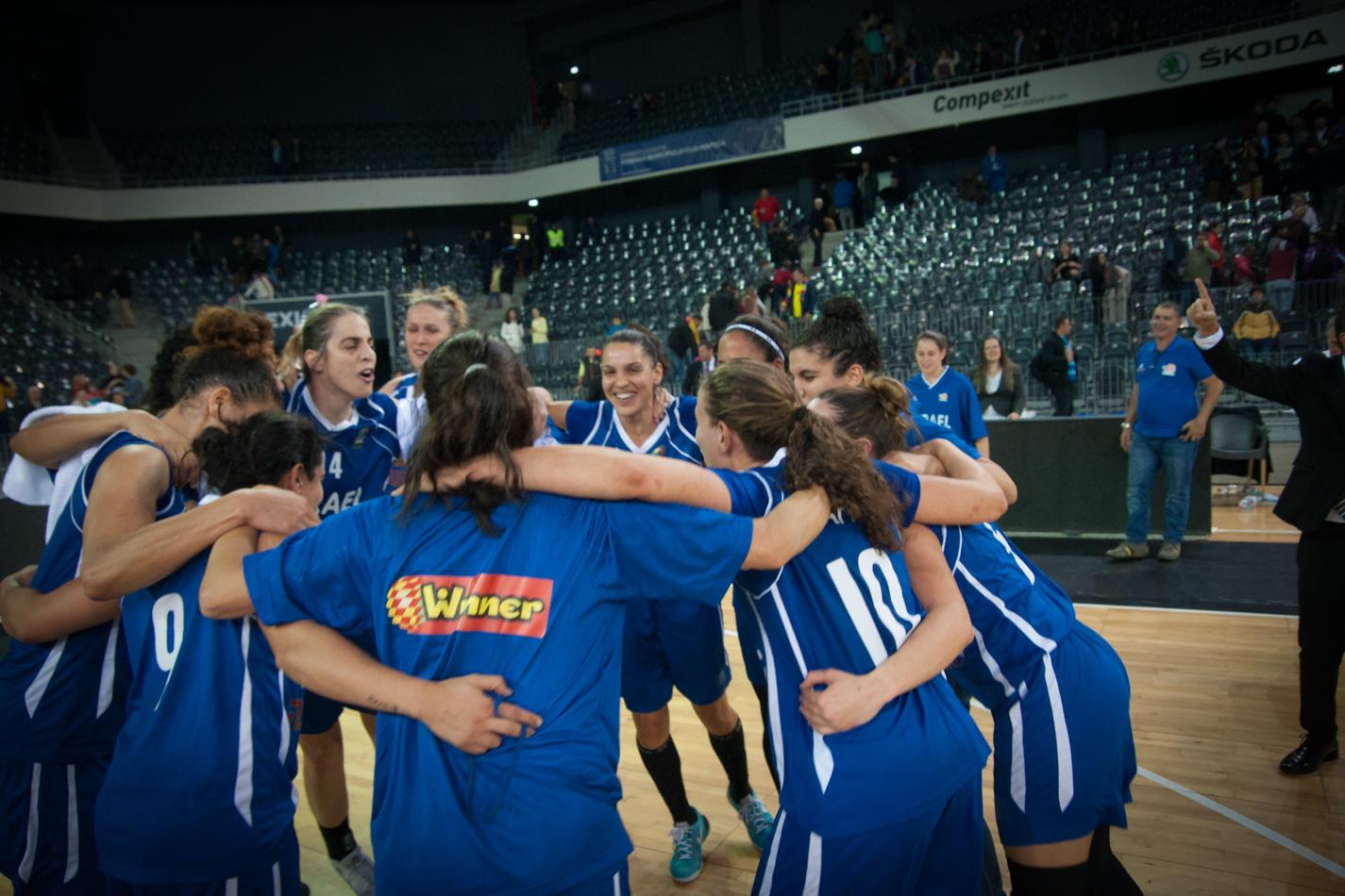 נבחרת הנשים מתחילה את הכנותיה לקראת מוקדמות אליפות אירופה 2019