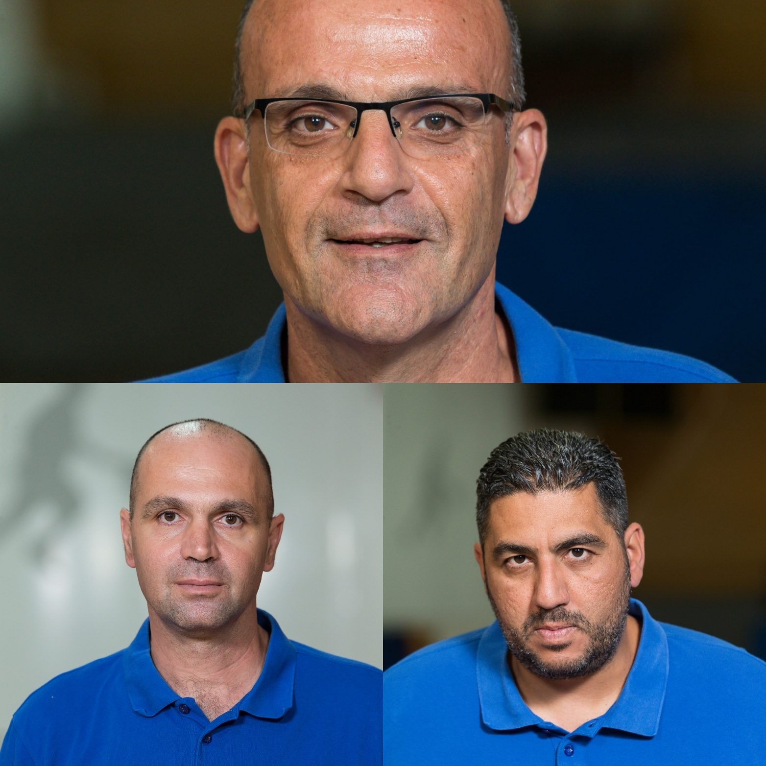 עופר רחימי ודרור כהן עוזרי המאמן של קטש, בית הלחמי מאמן העתודה