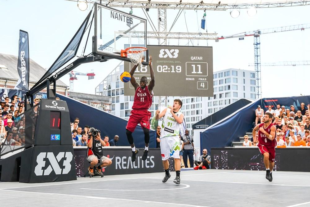 ליגת הכדורסל 3X3 של איגוד הכדורסל
