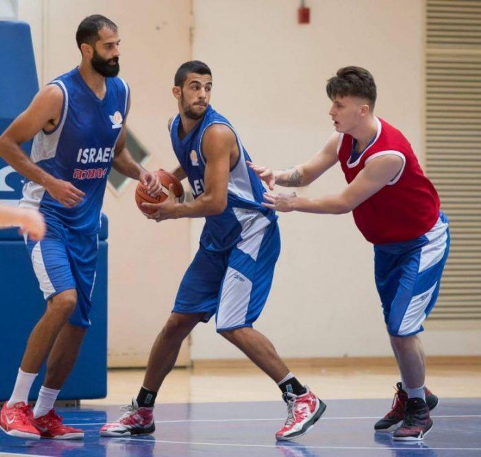 """גינת: """"זאת הגשמת חלום בשבילי לשחק בנבחרת ישראל"""""""
