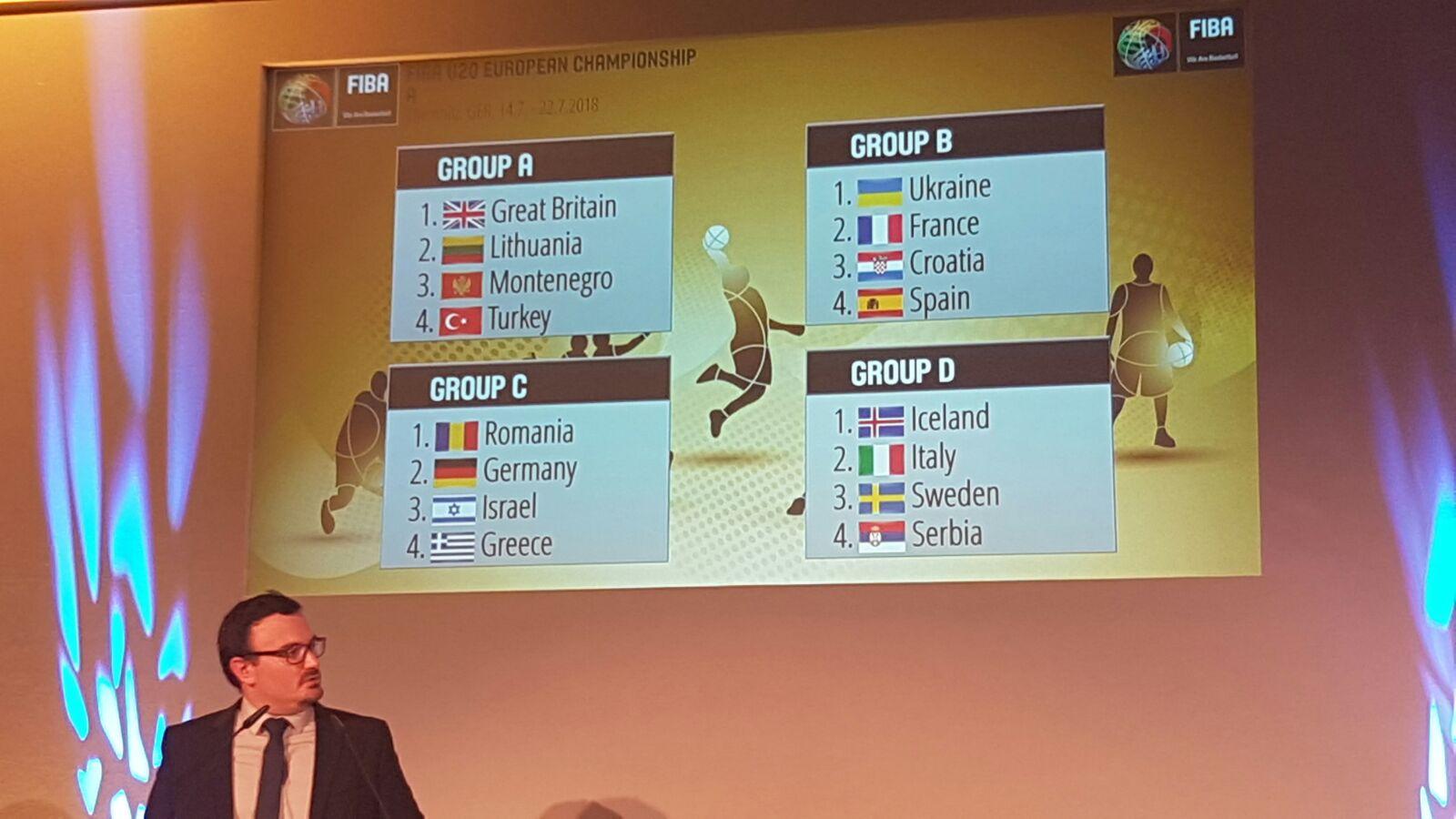 נקבעו יריבות הנבחרות הצעירות באליפויות אירופה. העתודה עם יוון