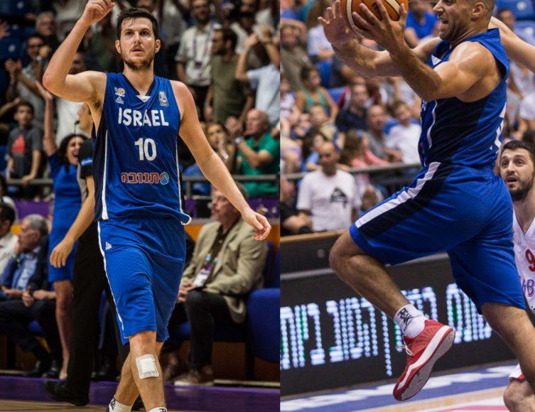 פניני ולימונד חוזרים לנבחרת ישראל. זימוני בכורה לזוסמן ונמרוד לוי