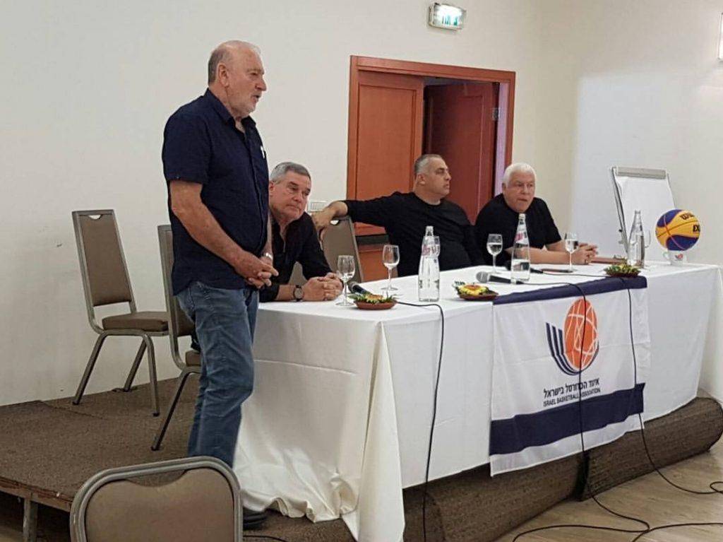 החלטות חשובות בוועדה המקצועית של איגוד הכדורסל