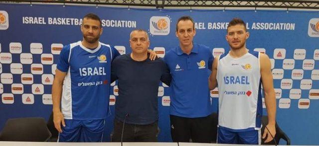 """מסיבת העיתונאים של נבחרת ישראל; קטש: """"החלון הזה משמעותי כדי להתקדם במפעל"""""""
