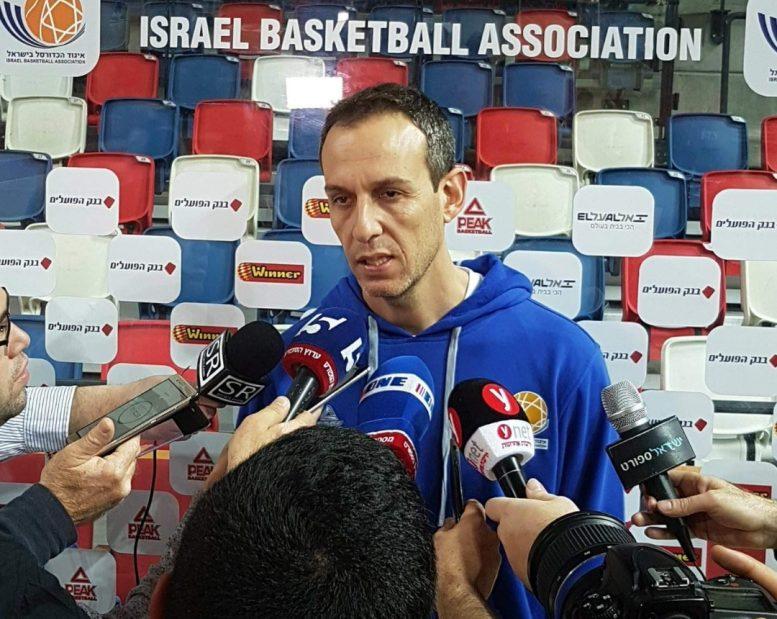 פורסם סגל נבחרת ישראל למשחק מול בריטניה; בכורה ליובל זוסמן ונמרוד לוי