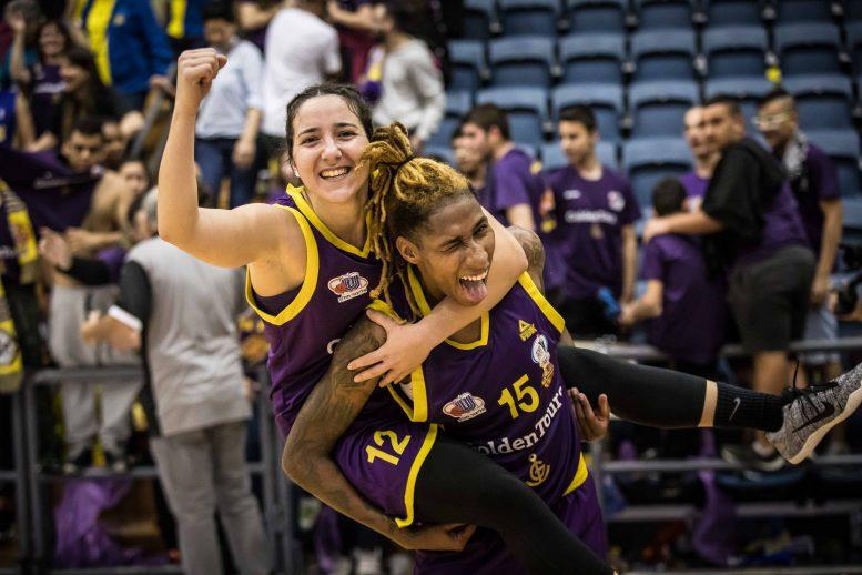 חצי גמר גביע המדינה ווינר סל לנשים: אליצור חולון גברה על בנות הרצליה 68-72 והעפילה לגמר