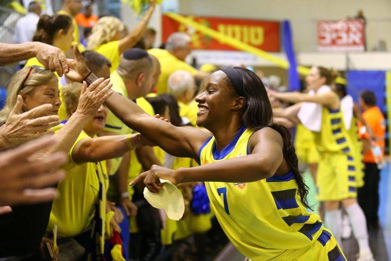 גמר הפלייאוף בליגת העל לנשים: ניצחון למכבי אשדוד על אליצור רמלה 66-88, והיא ביתרון של 0-1 בסדרה