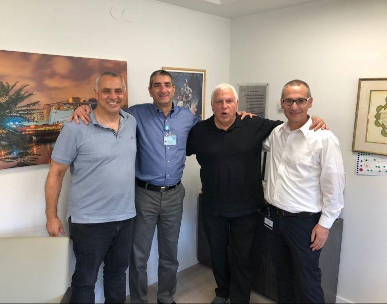 המרכז הרפואי שיבא ייתן מעטפת רפואית ומקצועית לכל שחקני נבחרת ישראל במהלך העונה