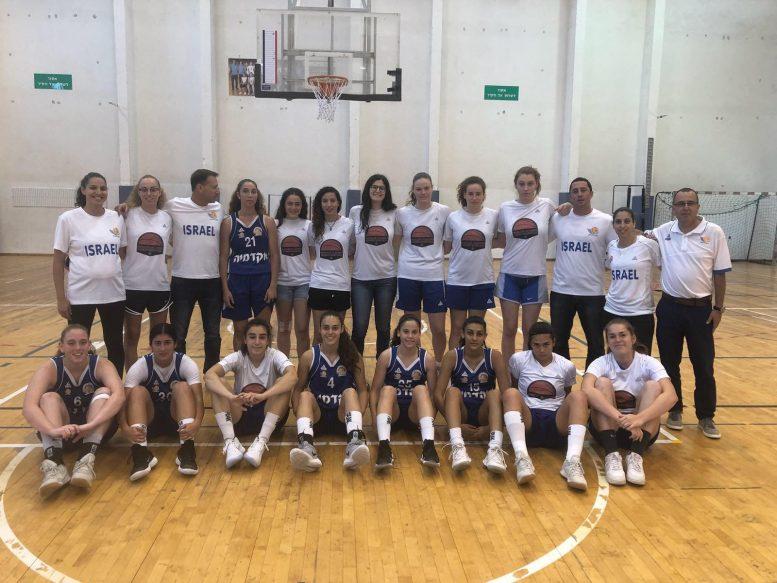 נבחרת הנערות זכתה בטורניר דנה ה-14 לזכרה של דנה זמורסקי