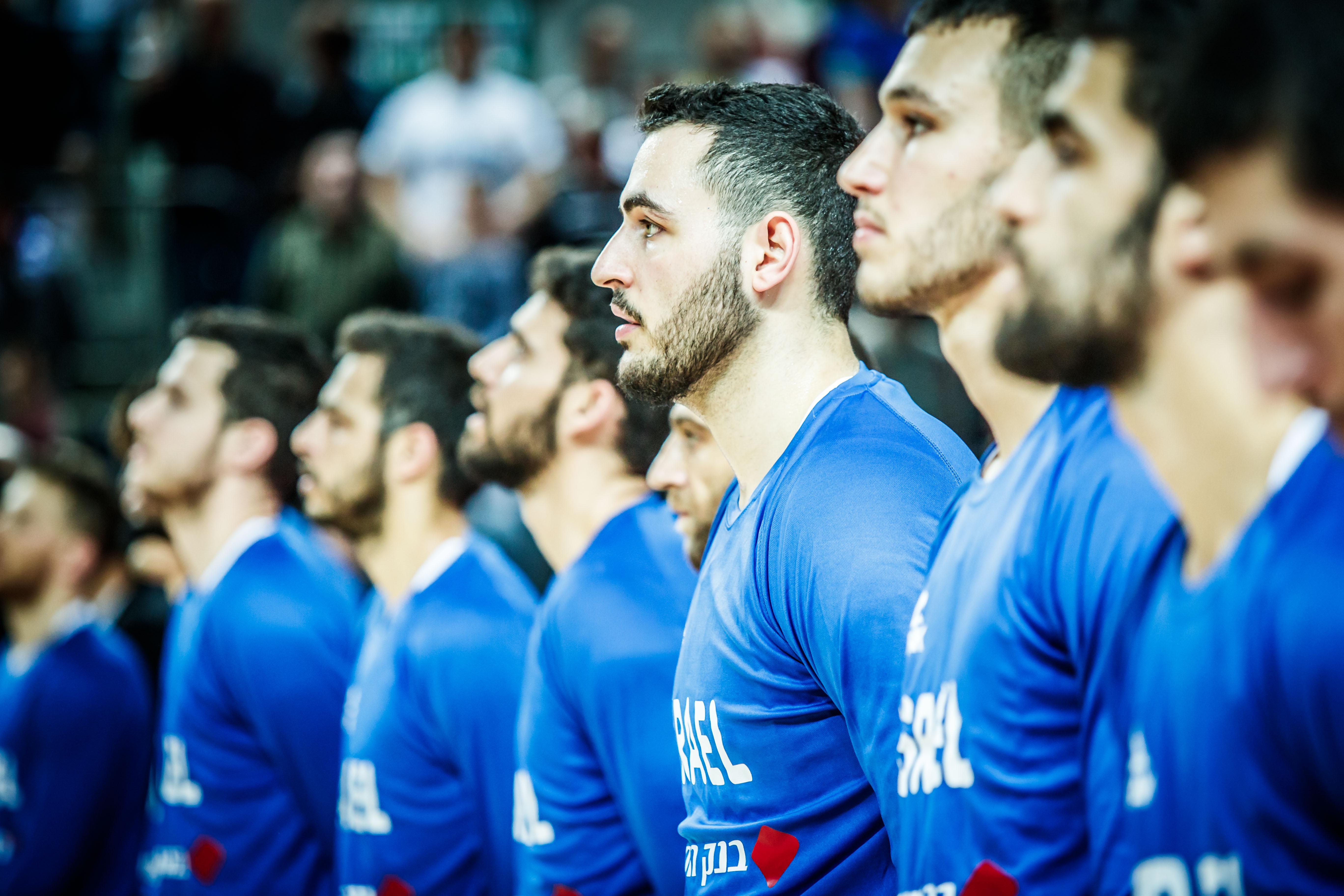 נבחרת ישראל תפגוש את אוקראינה באולם הקונכייה בבאר שבע
