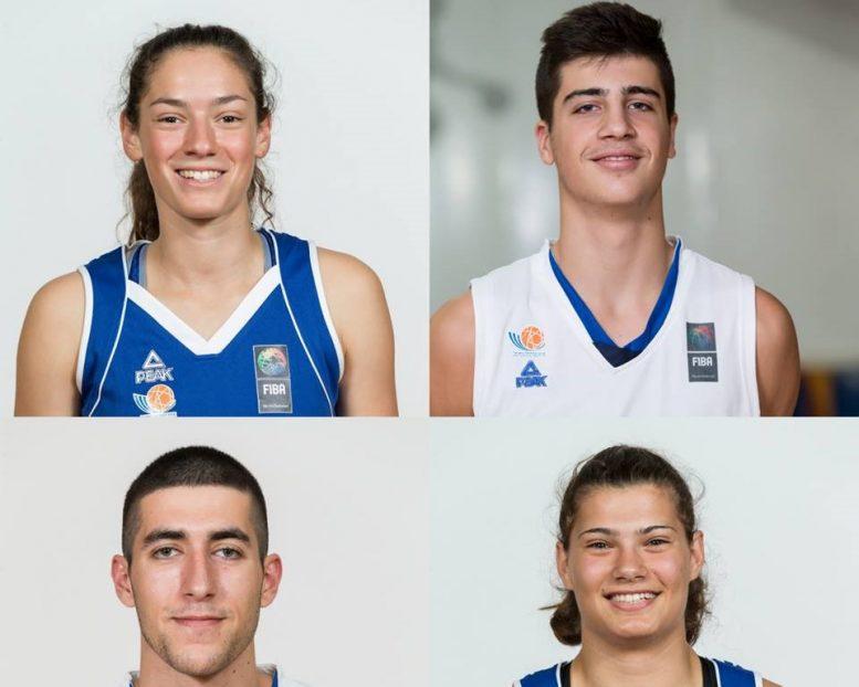נבחרות העתודה נשים וגברים יוצאות לטורנירי הכנה אחרונים לקראת אליפויות אירופה