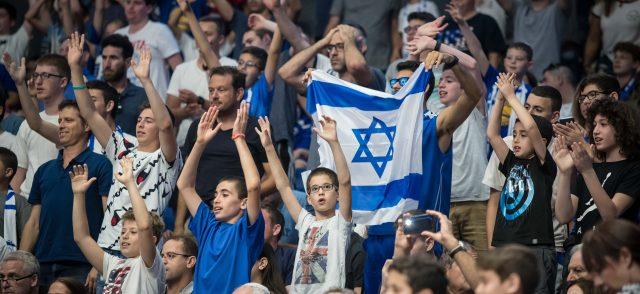 נבחרת ישראל תארח בספטמבר את גאורגיה בהיכל מנורה מבטחים