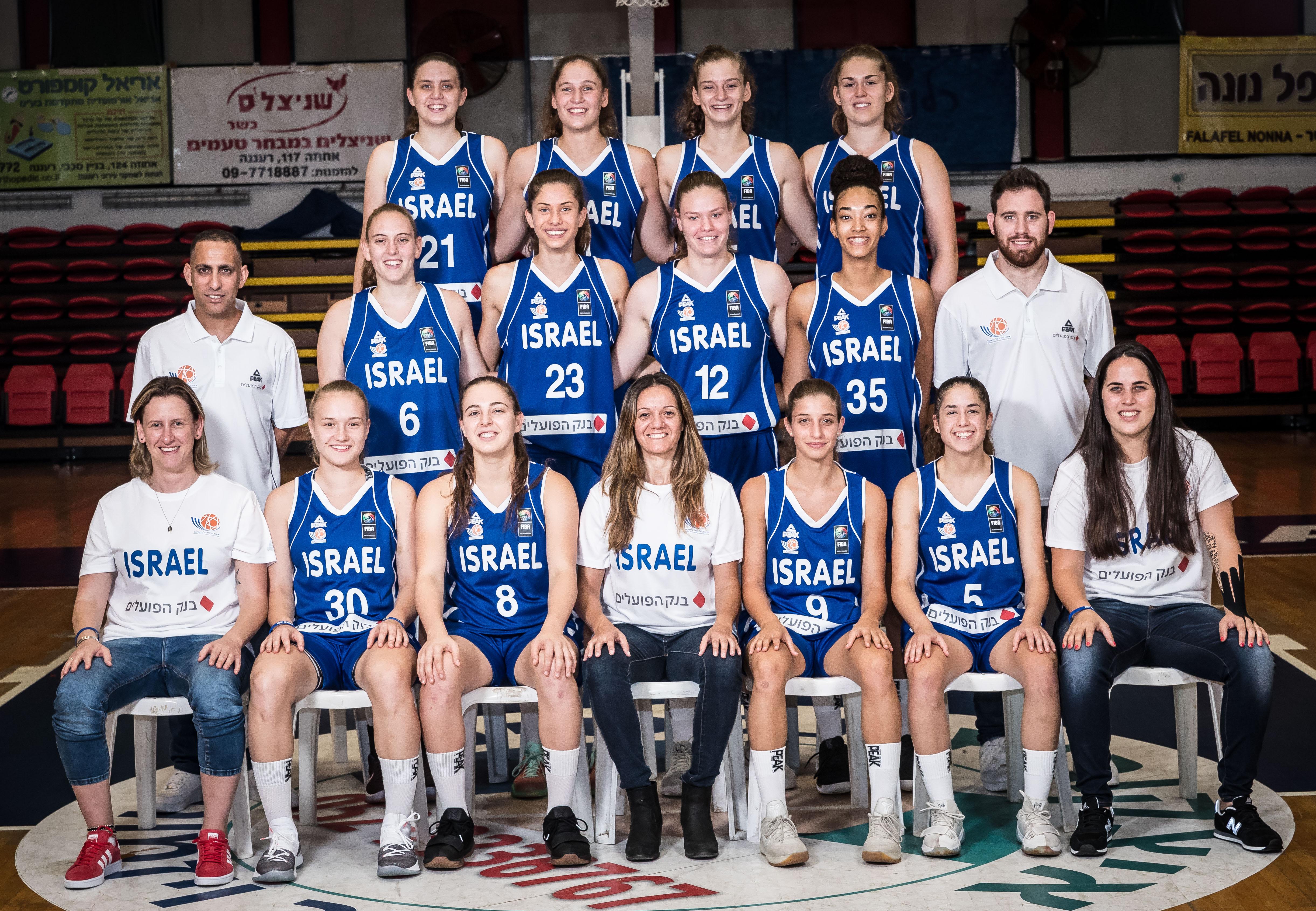 נבחרת הנערות יוצאת לאליפות אירופה. המאמן רועי לזר: יוצאים עם הרבה ביטחון