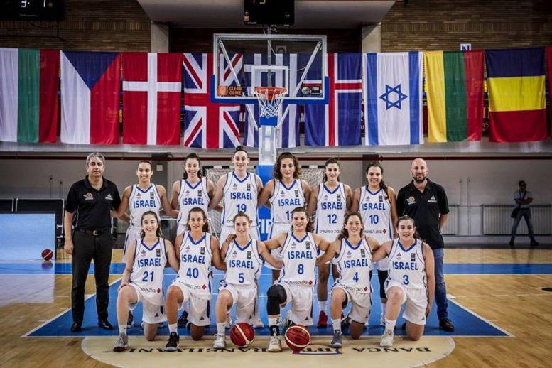 עתודה נשים: הפסד לנבחרת ישראל במשחק השני באליפות 78-73 מול ליטא