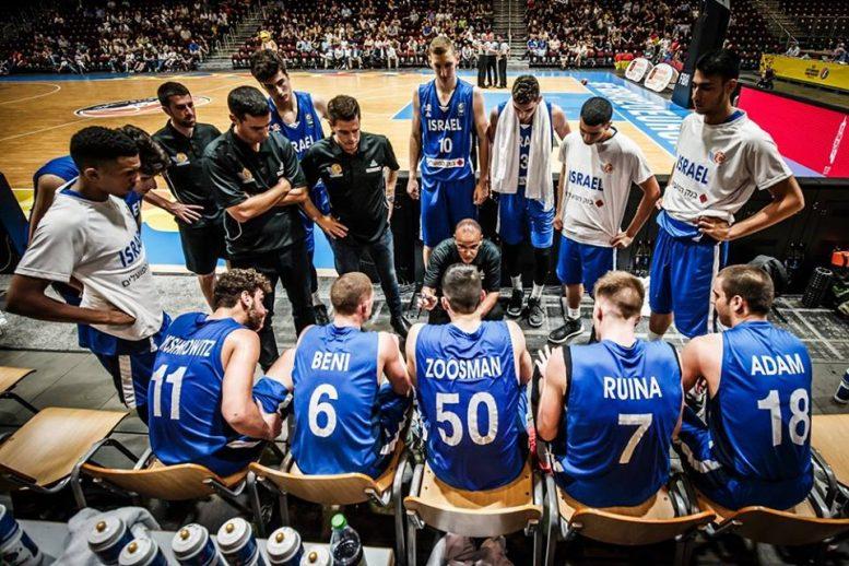 עתודה גברים: הפסד אכזרי לנבחרת בפתיחת אליפות אירופה 60-59 למארחת גרמניה