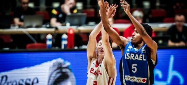 עתודה גברים: הצגה של נבחרת ישראל בדרך לחצי הגמר, הביסה את ספרד 75-98