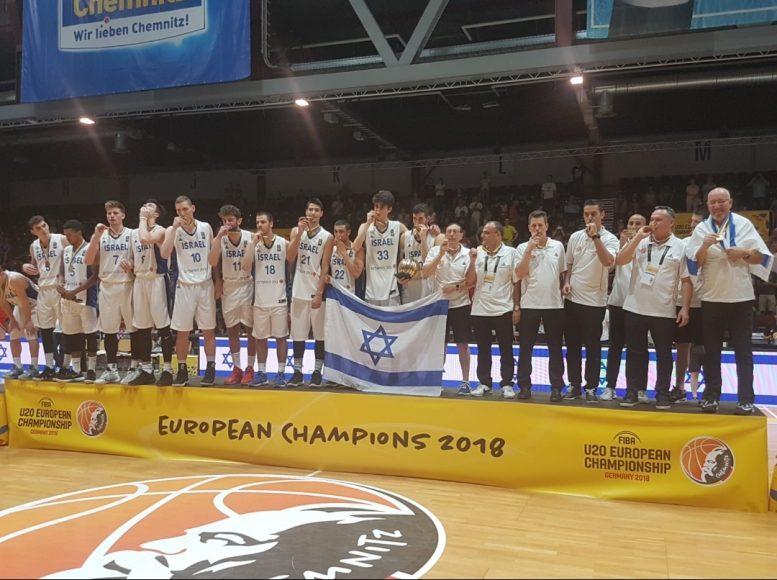 יש אליפות: לראשונה בהיסטוריה נבחרת העתודה של ישראל היא אלופת אירופה!!!