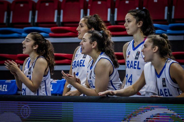 עתודה נשים: ניצחון שני לנבחרת ישראל באליפות אירופה 67-71 על יוון