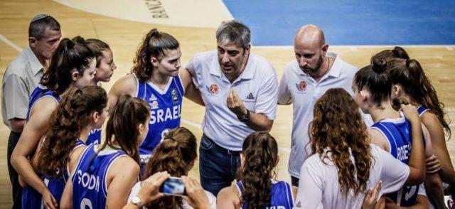 עתודה נשים: הנבחרת סיימה את האליפות במקום ה-6 אחרי הפסד לטורקיה 71-53