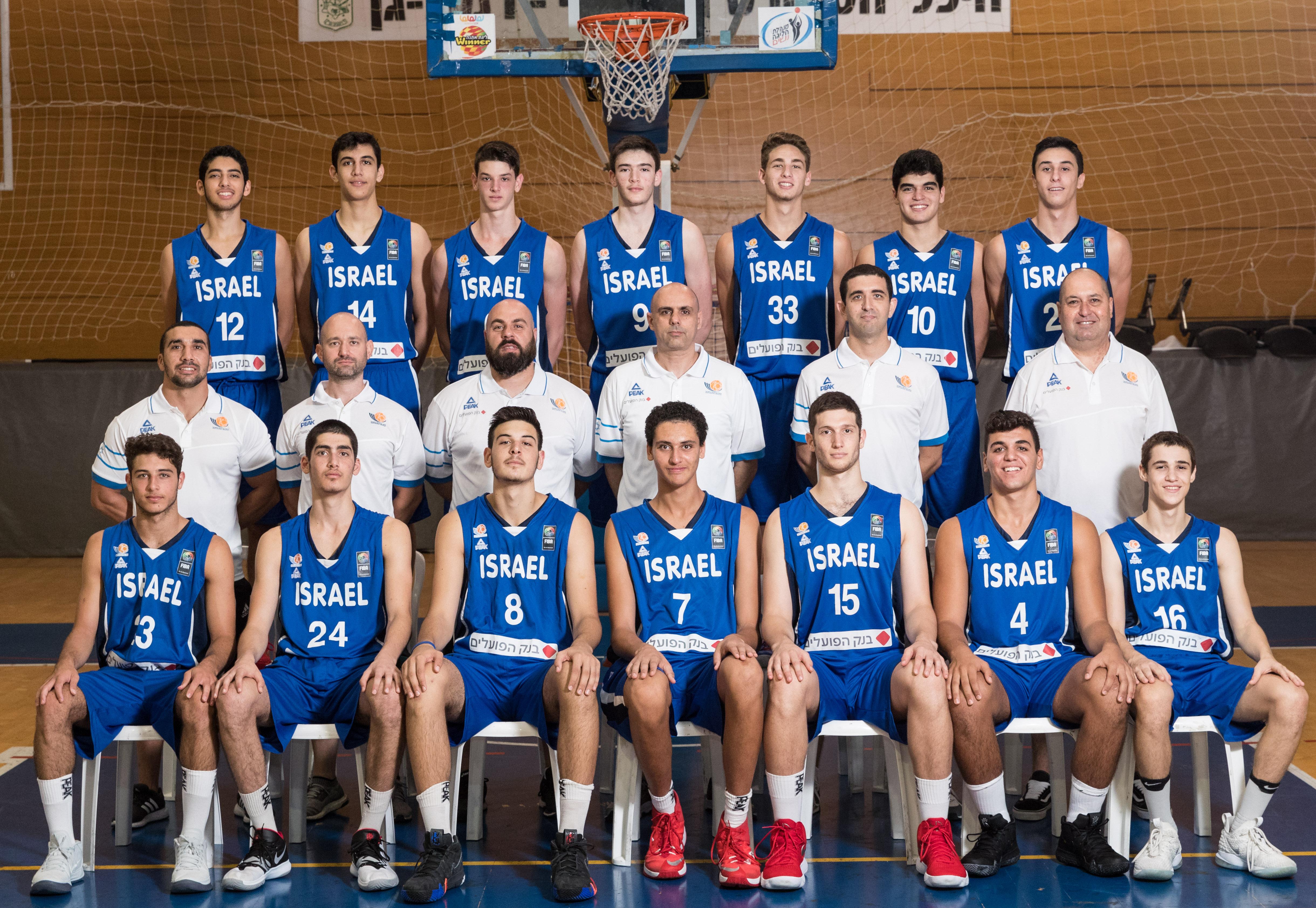 הקדטים יוצאים לשני משחקי הכנה נגד יוון לקראת אליפות אירופה דרג א'
