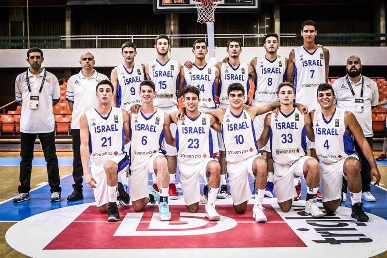 ניצחון לנבחרת הקדטים במשחק הפתיחה של אליפות אירופה; גברה על סלובניה 63-78