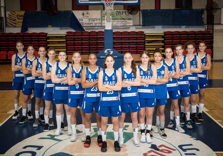 ניצחון לנבחרת הקדטיות בפתיחת אליפות אירופה דרג ב'