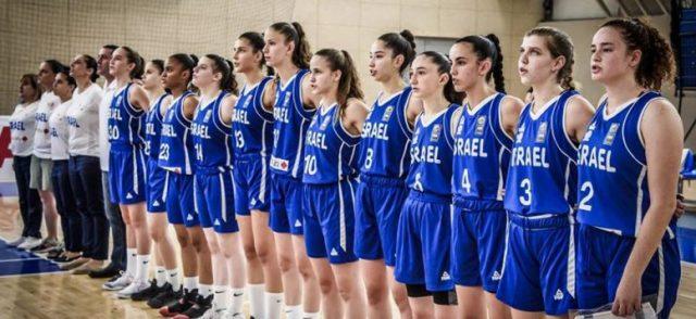 ניצחון שלישי לנבחרות הקדטיות באליפות אירופה; הביסה את נבחרת שוויץ 39-87