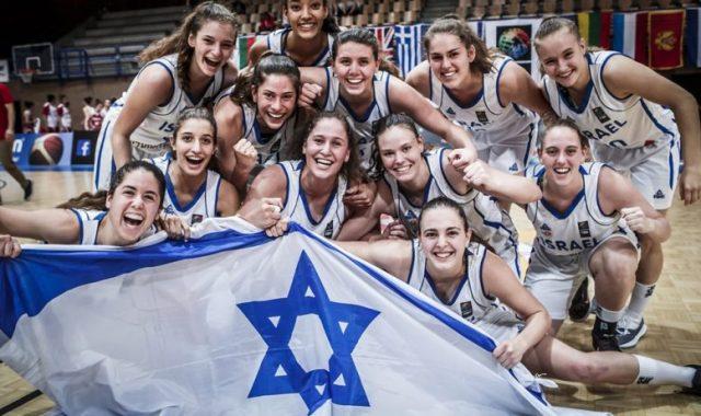 גלריה מאליפות אירופה לנערות דרג ב' 2018