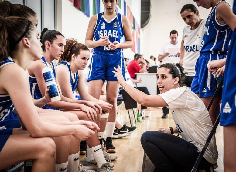 נבחרת הקדטיות סיימה את אליפות אירופה דרג ב' במקום החמישי