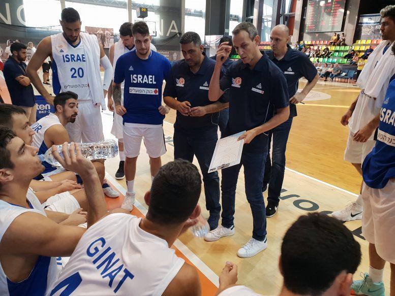 הפסד לנבחרת ישראל במשחק ההכנה השני למוקדמות גביע העולם; נוצחה 84-76 על ידי פולין
