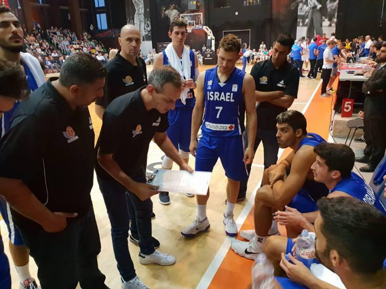 ניצחון לנבחרת ישראל על רוסיה 71-93 במשחק הכנה למוקדמות גביע העולם