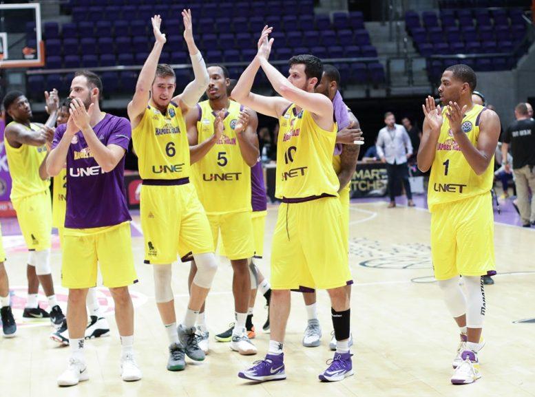ניצחון שני לחולון בליגת האלופות; גברה על פאוק סלוניקי 68-72