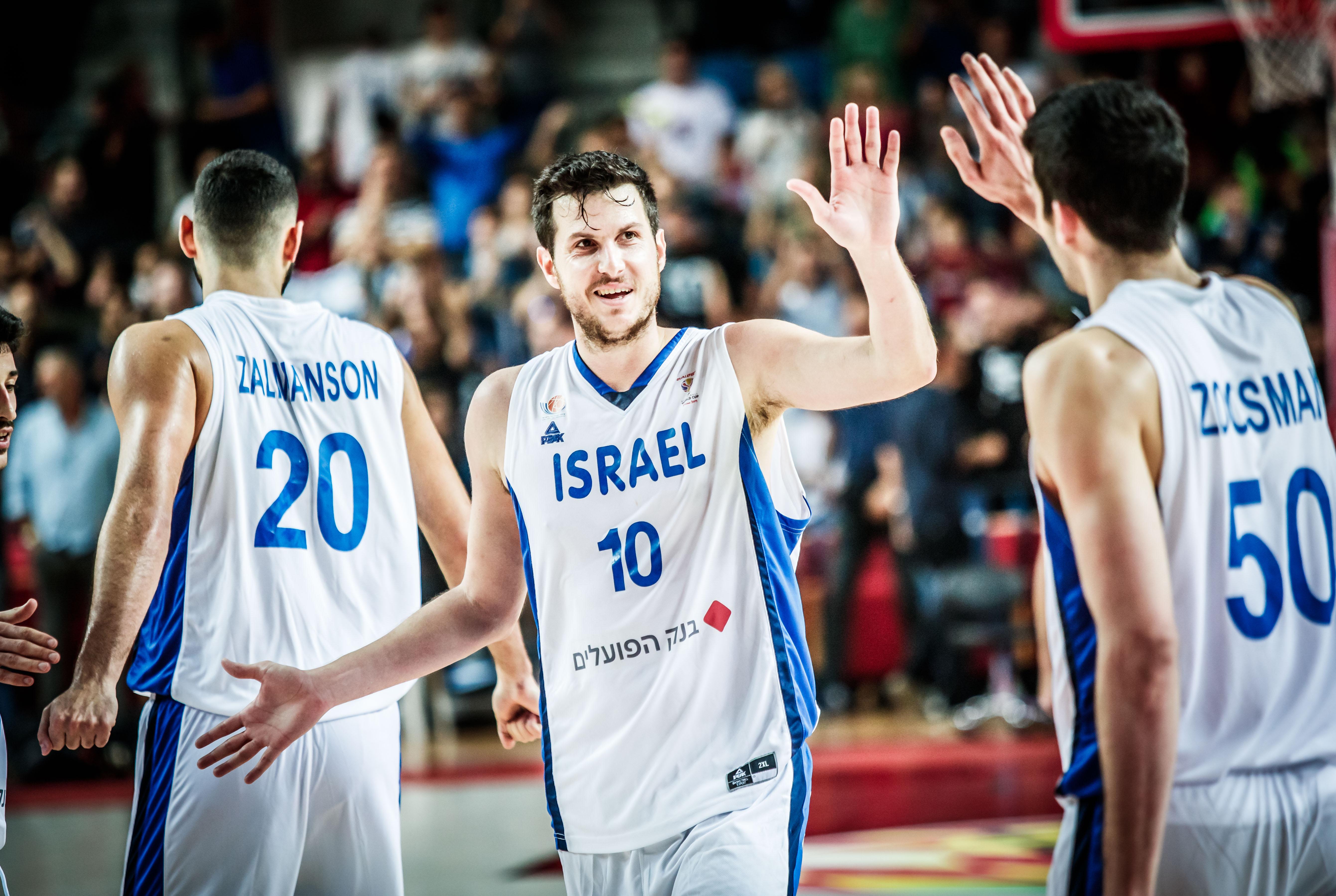 74-83 גדול לישראל על סרביה