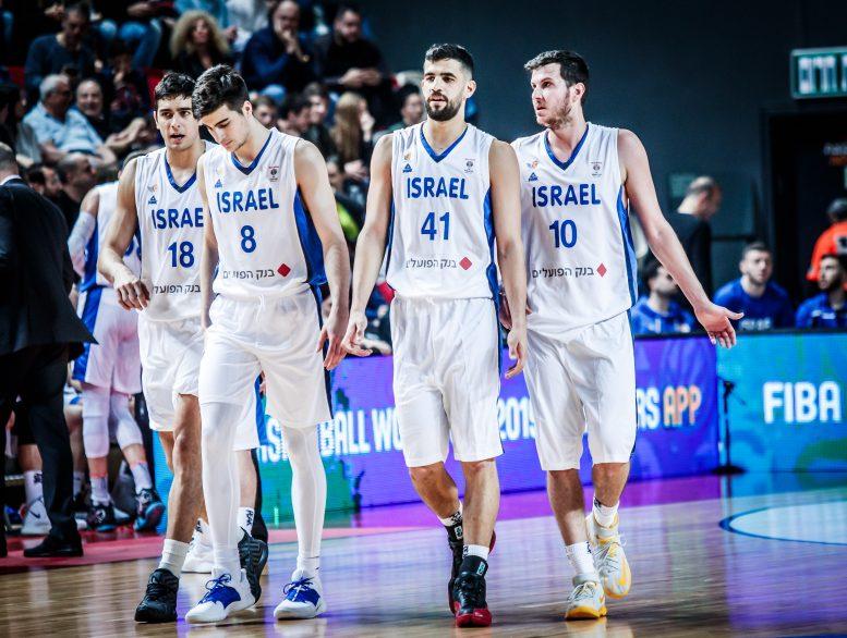 מוקדמות גביע העולם 2019: ניצחון לישראל על גרמניה 77-81