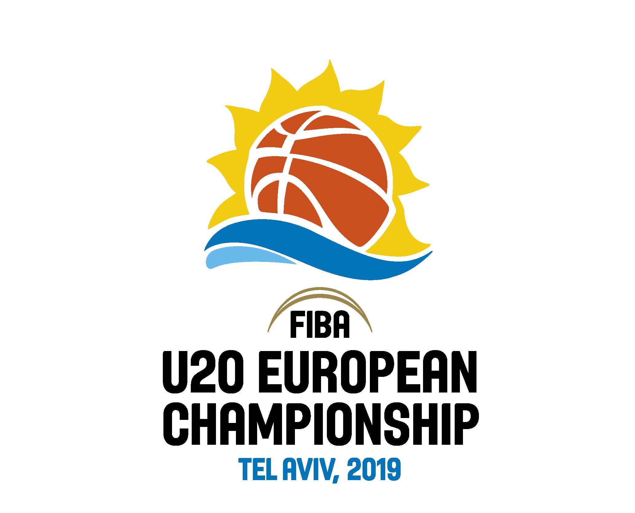 פורסמו לוגו אליפות אירופה עד גיל 20 ולוח הזמנים