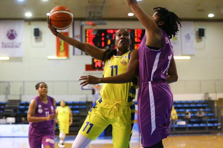 חצי גמר הפלייאוף בליגת העל לנשים: נצחונות לאשדוד ולרמלה במשחק מספר 1