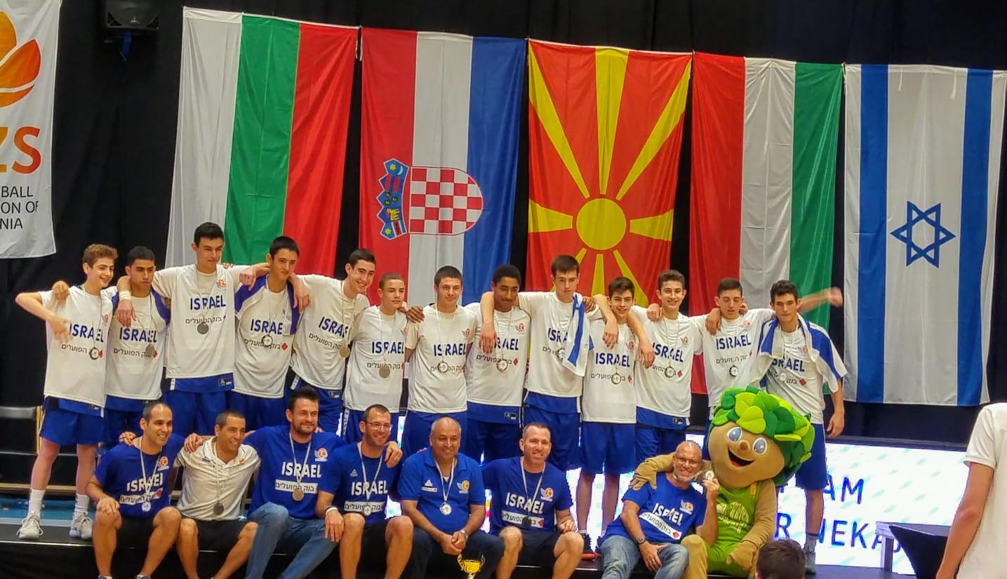 הנבחרת עד גיל 15 יוצאת לטורניר הכנה במוסקבה