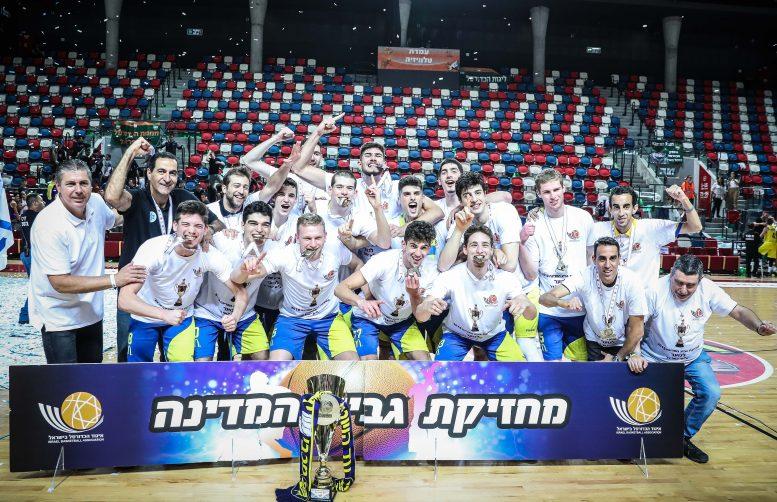 מכבי תל אביב היא מחזיקת גביע המדינה לנוער לעונת 2018/19