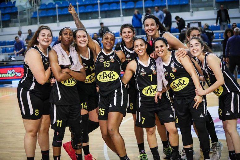 גמר הפלייאוף בליגת העל לנשים: ניצחון חוץ לרמלה על אשדוד במשחק הראשון