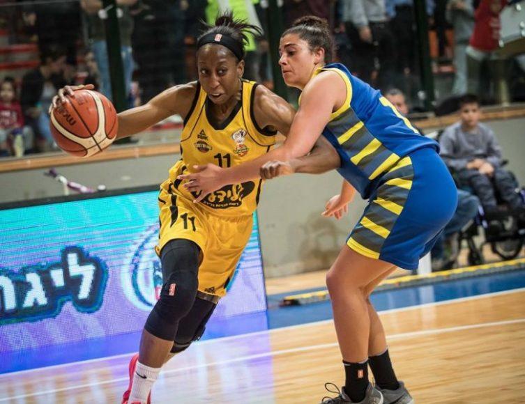 מדהים IBBA - איגוד הכדורסל בישראל NF-45