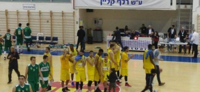 מאוד IBBA - איגוד הכדורסל בישראל II-05