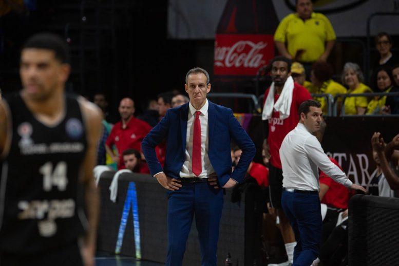 הפסד להפועל ירושלים בטנריף; הודחה מליגת האלופות בשלב רבע הגמר