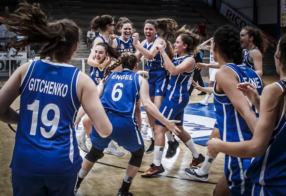 נבחרת הנערות פותחת את ההכנות לאליפות אירופה דרג א' בבוסניה