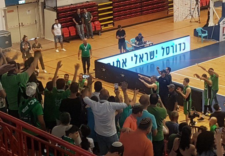 ליגה לאומית, חצי גמר הפלייאוף: ניצחון לחיפה ברעננה, העפילה לגמר; ניצחון לגליל במוצקין, מוליכה 1-2 בסדרה