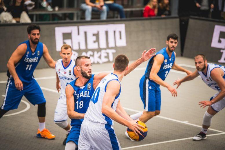 מוקדמות אליפות אירופה 3 על 3: נבחרת הגברים לא העפילה לחצי הגמר