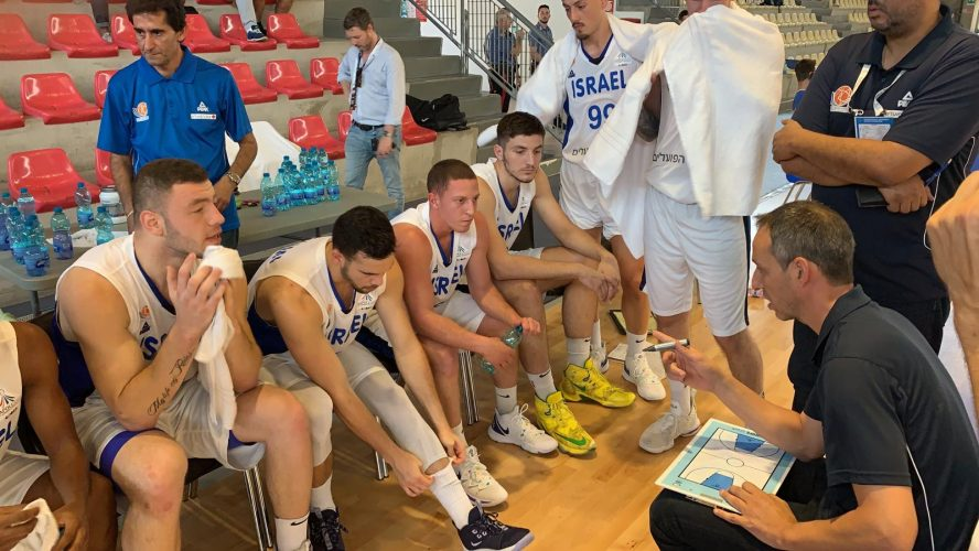 נבחרת ישראל לאוניברסיאדה: ניצחון במשחק הפתיחה 64-92 על אוסטרליה
