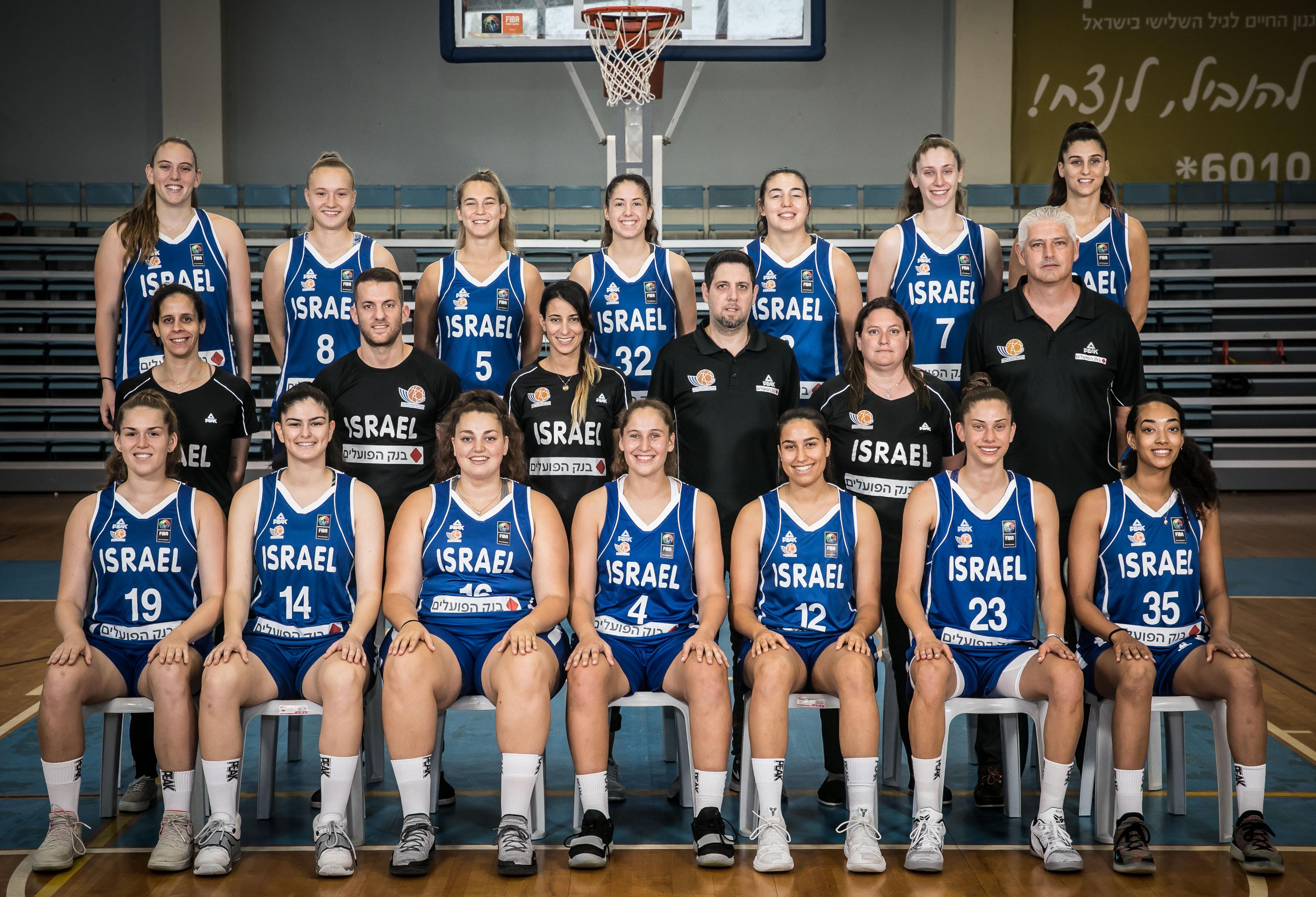 נבחרת העתודה נשים יוצאת למשחקי הכנה בקרואטיה