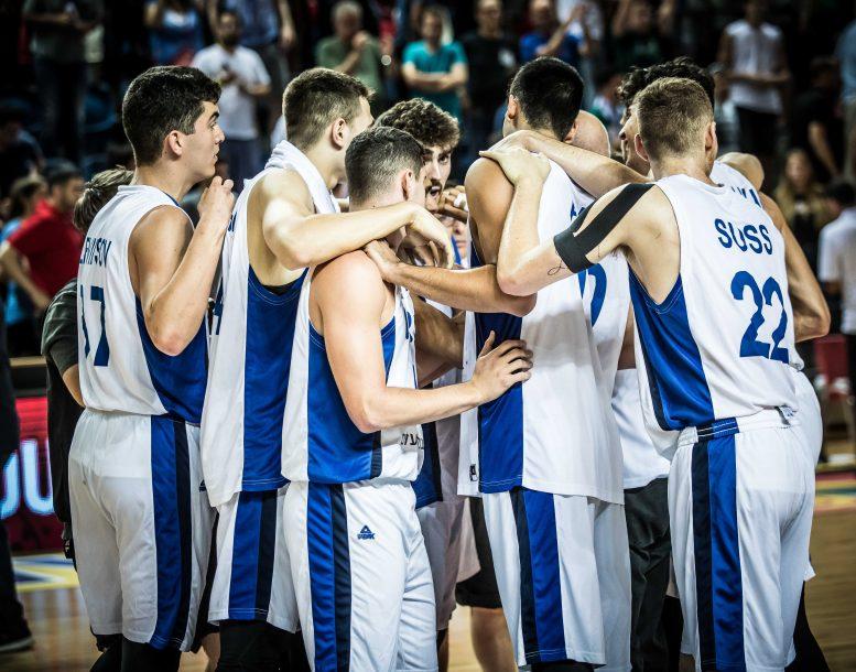 נבחרת העתודה: ניצחון נהדר על מונטנגרו; העפילה לרבע גמר אליפות אירופה בפעם השלישית ברציפות
