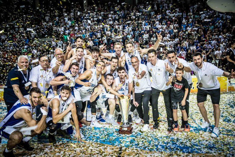 הגביע נשאר בבית: נבחרת העתודה של ישראל היא אלופת אירופה בפעם השנייה ברציפות