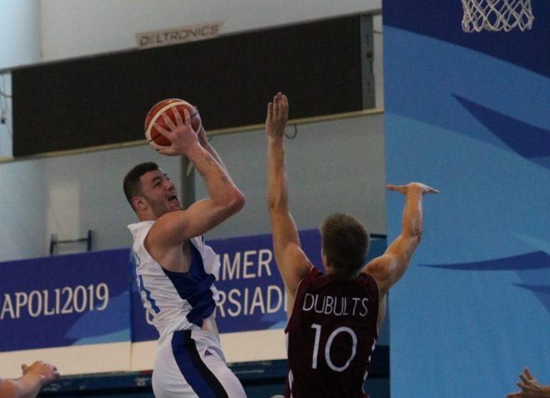 """משחקי האוניברסיאדה: ישראל הביסה את לטביה; תפגוש את ארה""""ב בחצי הגמר"""
